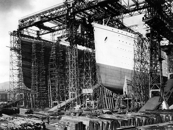 Where Was The Titanic Built Titanic Facts